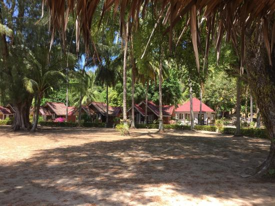 Pansand Resort Ko Bulon Lae: Très très bon séjour