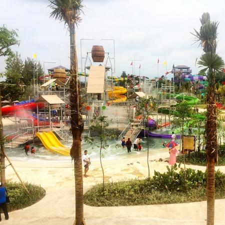 parc aquatique yogyakarta