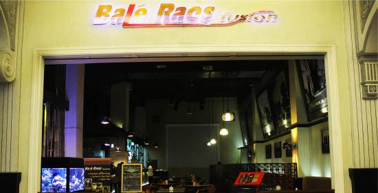 Bale Raos Fusion Cafe and Lounge