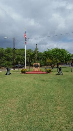 Molokai War Memorial Photo