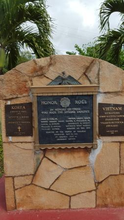 Molokai War Memorial照片