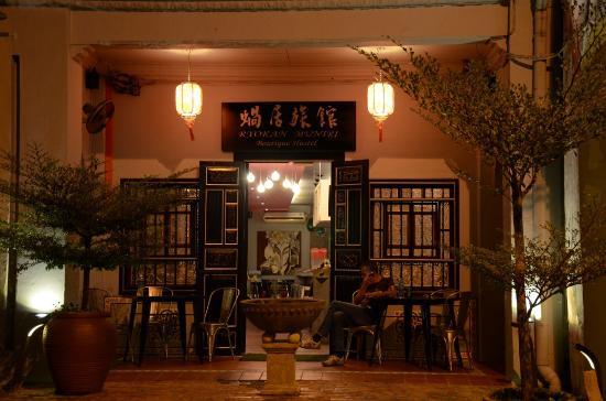Ryokan Muntri Boutique Hostel: @ Muntri Boutique Hostel