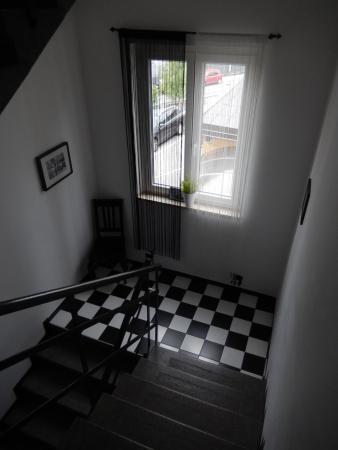 Villa Antunovac: Hall