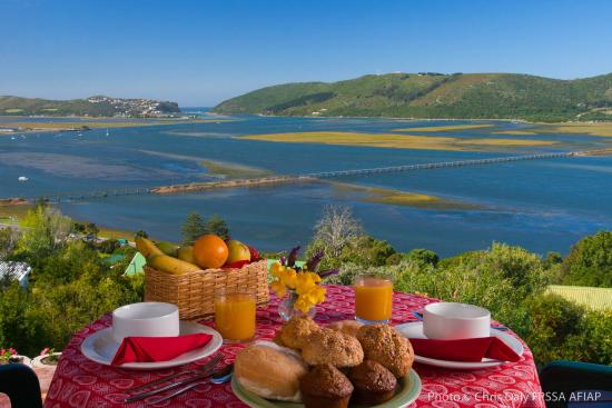 Paradise Found: Self Catering Suite Breakfast