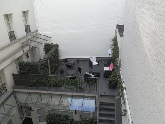 Salle de bains picture of hotel le bellechasse paris tripadvisor - Hotel bellechasse paris ...