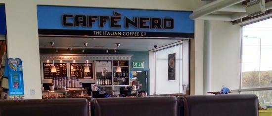 Caffe Nero - Ebbsfleet Station