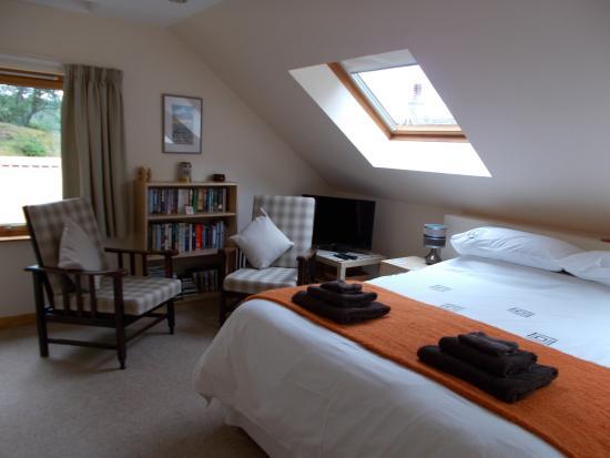 Crathie, UK: The Upstairs Room