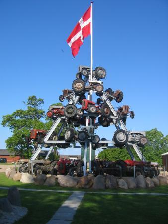 Danmarks Ferguson Museum - Tractormuseum