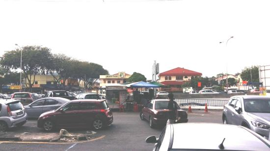 Ong Kee Big Bun Stall