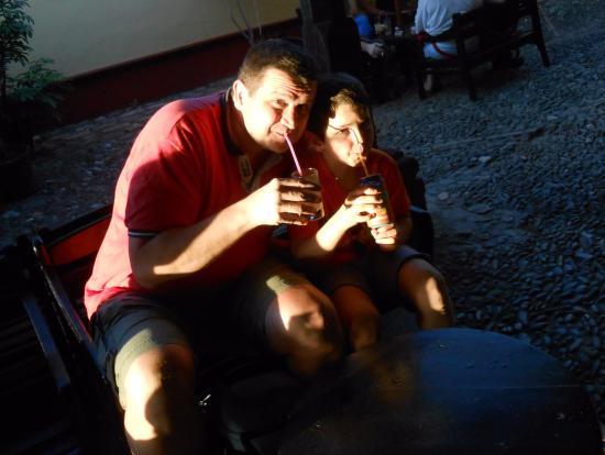 CUBA - Trinidad - Bar LA CANCHANCHARA
