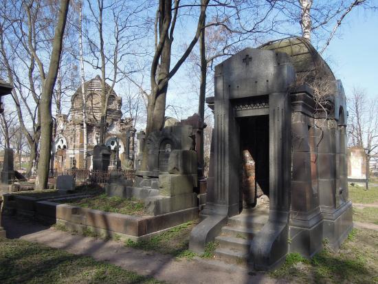 St. Nicholas Cemetery (Nikolskoye Kladbishche)