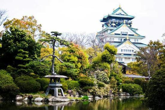 149largejpg Picture of Osaka Castle Park Osaka TripAdvisor