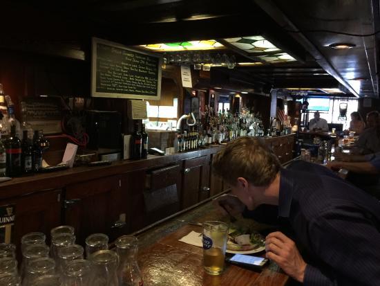 an der bar picture of the white horse tavern bridge st new york rh tripadvisor com