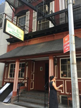 white horse tavern restaurant picture of the white horse tavern rh tripadvisor com