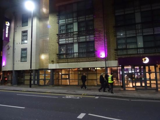 Premier Inn London Kew Hotel: nice