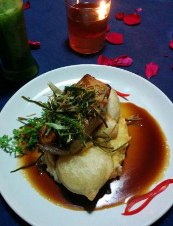 Cafe Nu: Soya Honey Glazed Fish