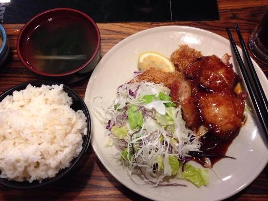 Japanese in Chinatown? - Review of Pecori-An, Singapore