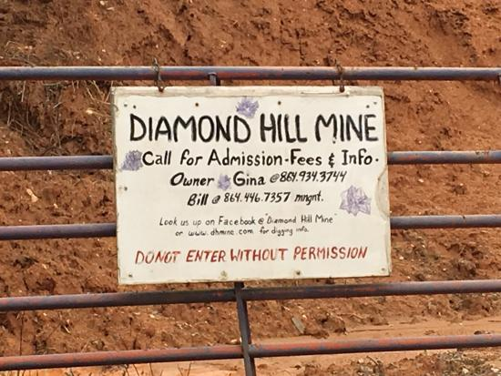 photo0 jpg - Picture of Diamond Hill Mine, Abbeville - TripAdvisor