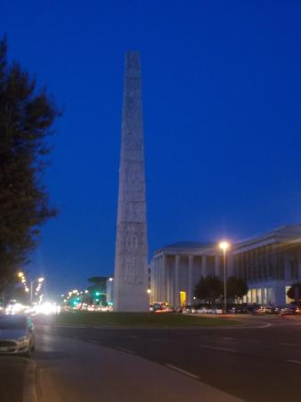Obelisco Marconi