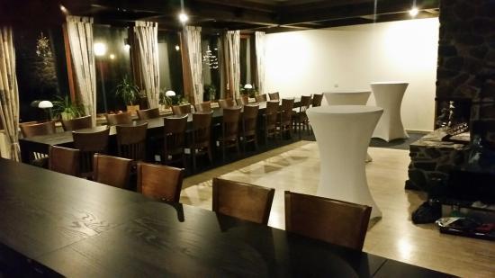 Landhotel Am Schloss: Restaurant