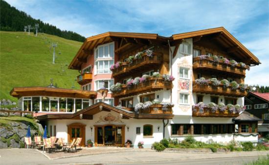 Hotel Alpenstuble Mittelberg Osterreich