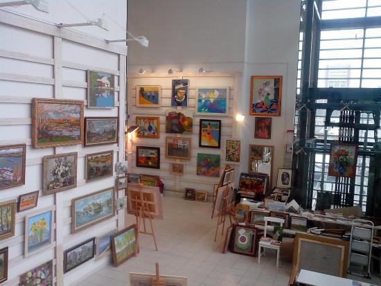 Elena Shakhovskaya's Art Gallery