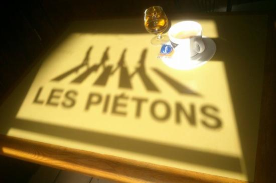 Bar-Restaurant les Pietonnes: Logo...
