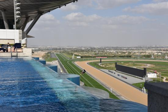 Swimming Pool Picture Of The Meydan Hotel Dubai Tripadvisor