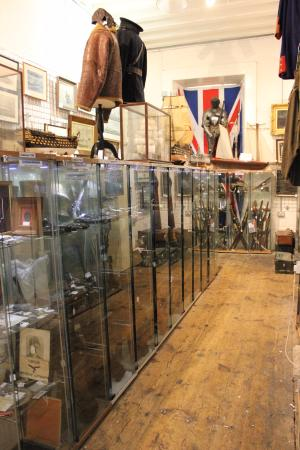 Antiques Storehouse:: Badges, medals and small arms