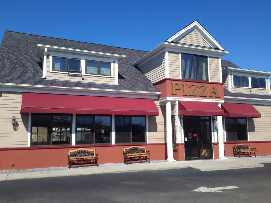 Harwichport Pizza House: Pizza place