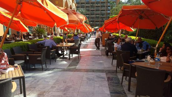 Garden Promenade Café