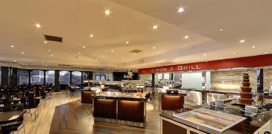 Izumi - Oriental Buffet & Grill