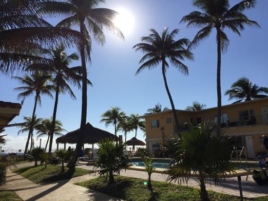 Ebb Tide Oceanfront Resort In Pompano Beach Florida