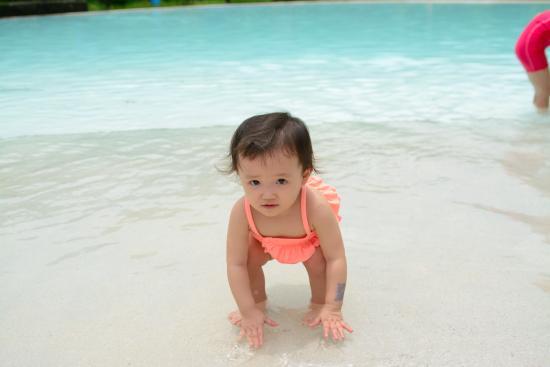 La Mesa Eco Park: 幼児用プール