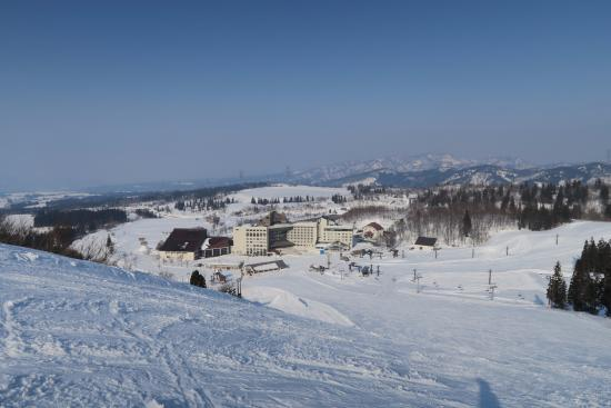 New Greenpia Tsunan Ski Resort