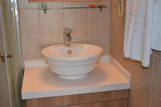 Kafkas Hotel Istanbul: Banyo