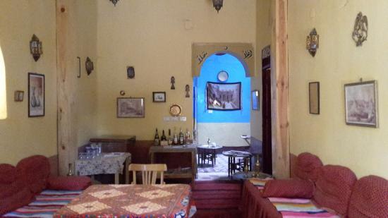 La Maison de Pythagore : Le sallon
