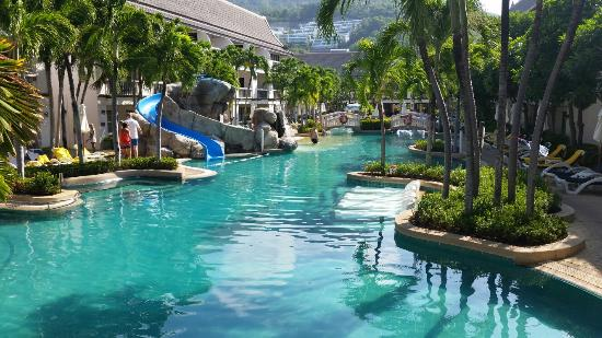 Centara Kata Resort Phuket Emerald Pool