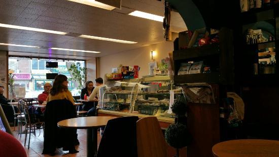 Cafe Mediterraneo Bar
