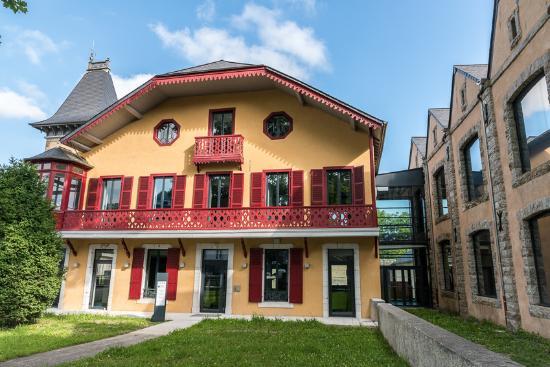 Villa du Pays d'Art et d'Histoire des Pyrénées Béarnaises