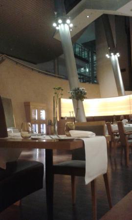 Restaurant Lesage: Lesage Restaurant in the Glass Manufaktur