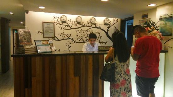 Fersal Hotel Neptune Makati張圖片