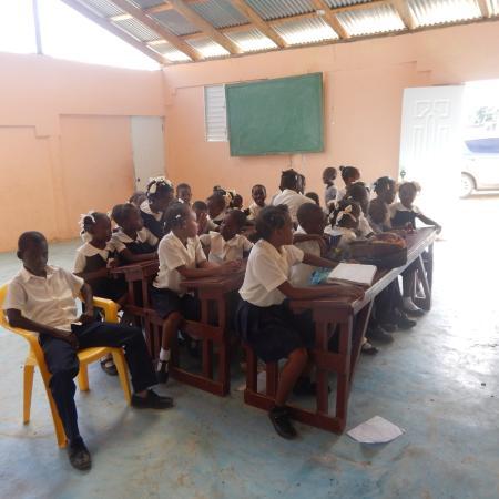 SunCampDR: École a Munoz