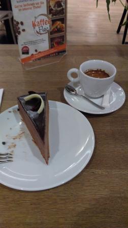 Kaffee Fleck