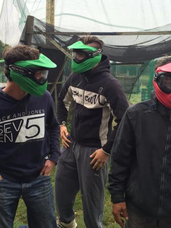 La Rochelle Paintball