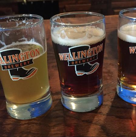Photo of Wellington Brewery in Guelph, , CA