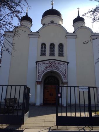 Russisch-Orthodoxe Christi-Auferstehungskathedrale
