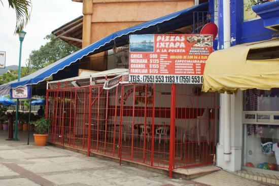 Pizzas Ixtapa