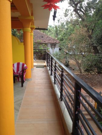 Perfect accomodation in Anjuna