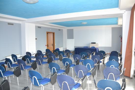Hotel Garda: La sala riunioni